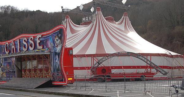 hamel circus les convois