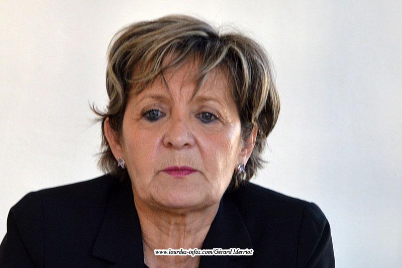 Conférence de presse de <b>Josette Bourdeu</b> : les dossiers d&#39;actualité - 01-800-141