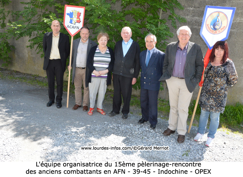Pelerinage rencontre ac afn