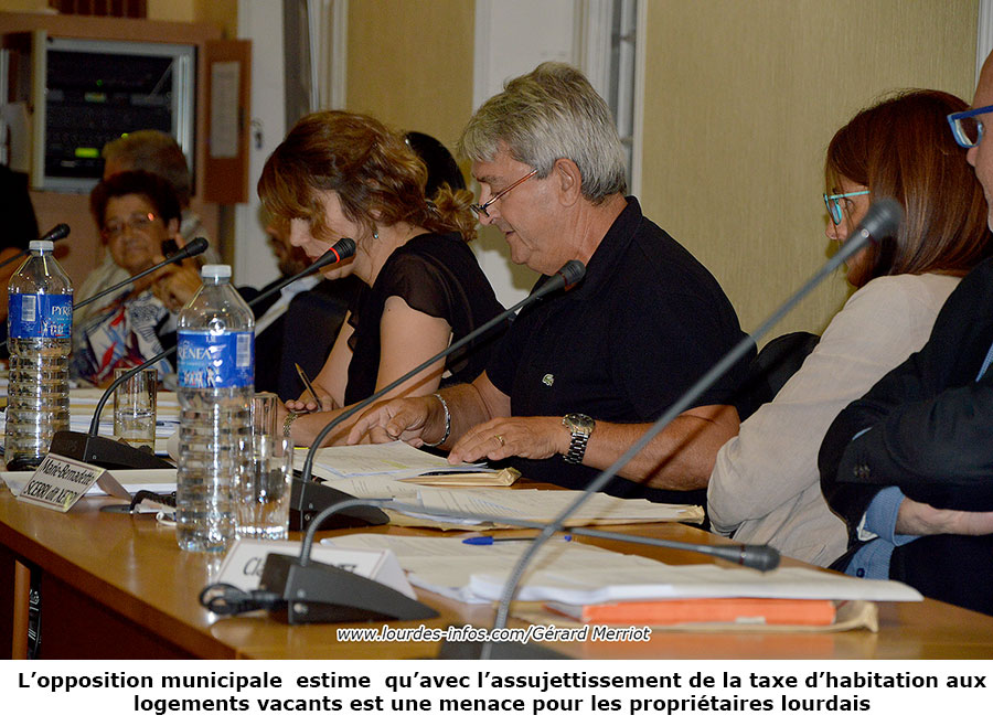 Les Logements Vacants De Lourdes Seront Assujettis A La Taxe D