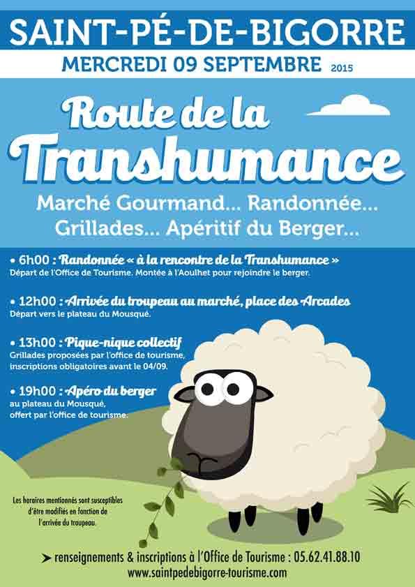La transhumance passera par saint p de bigorre site d - Office de tourisme bagneres de bigorre ...