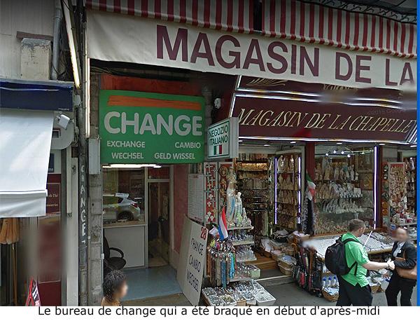 Braquage d un bureau de change lourdes pr s du sanctuaire site d 39 informations en ligne - Bureau de change en ligne ...