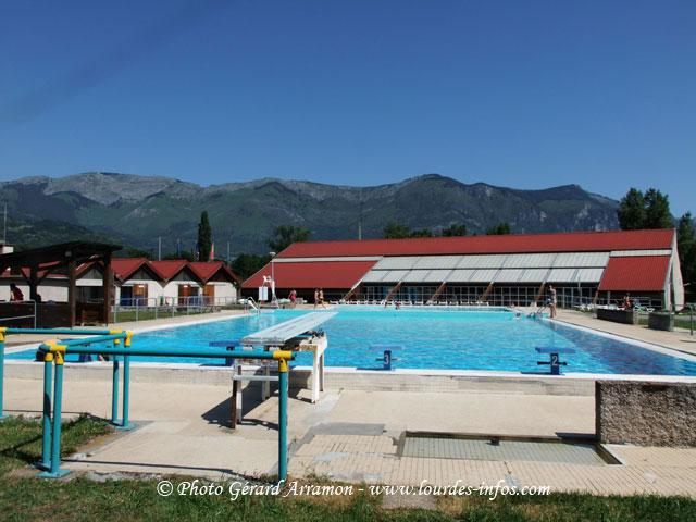 la piscine de lau balagnas un espace pris des adultes